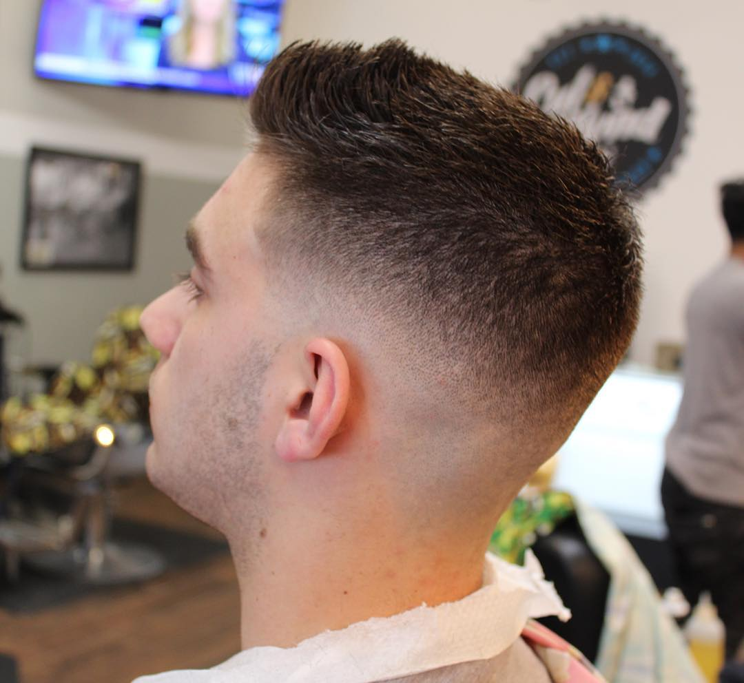 Low Mens Fade Haircut Styles.