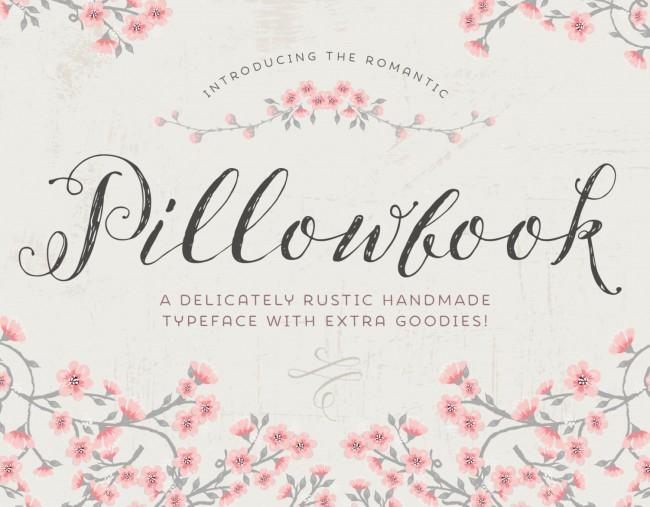 Wedding font elegant