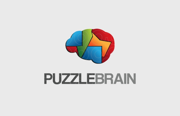 Unique Puzzle Logo
