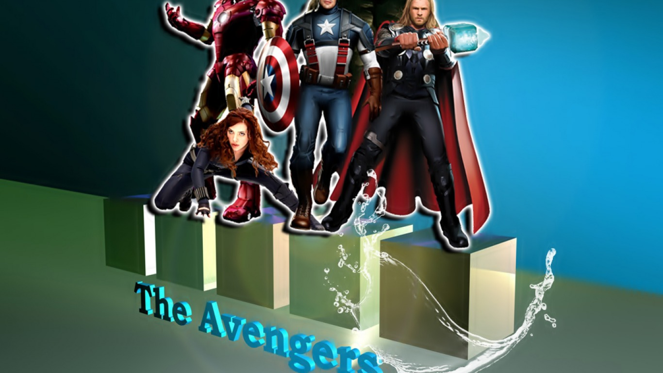 Avengers Screensaver