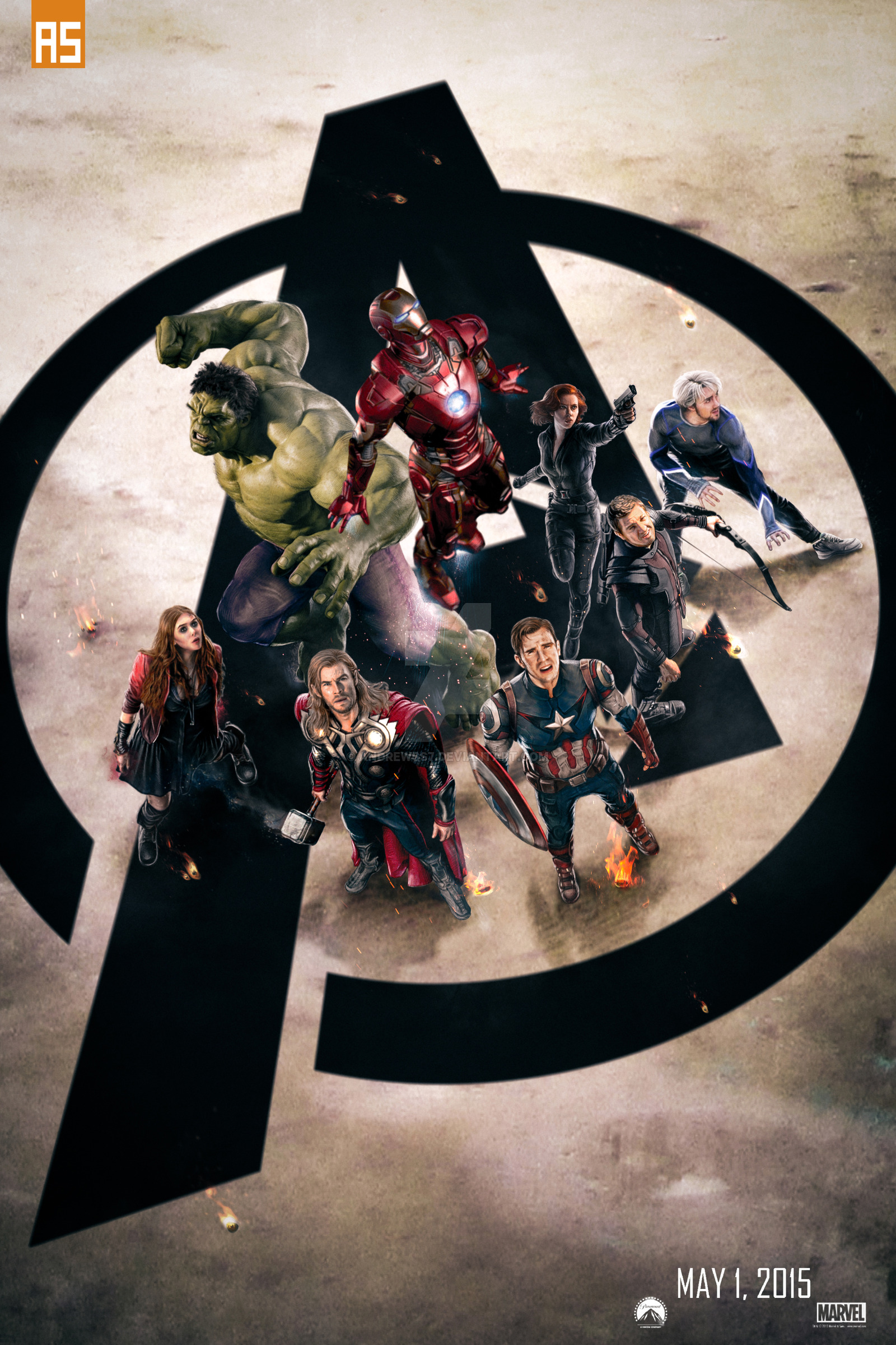 Movie Avengers Background