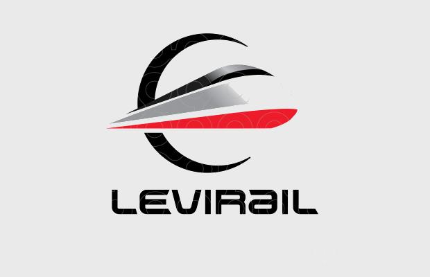 Modern Train Logo