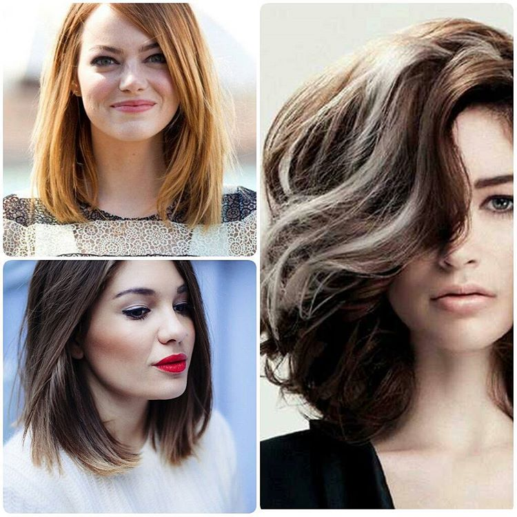 Different Hairstyles: 25+ Medium Length Bob Haircut Ideas, Designs