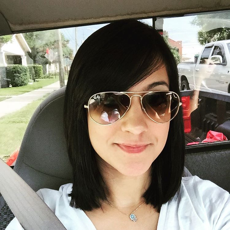 Gorgeous Black Bob Haircut