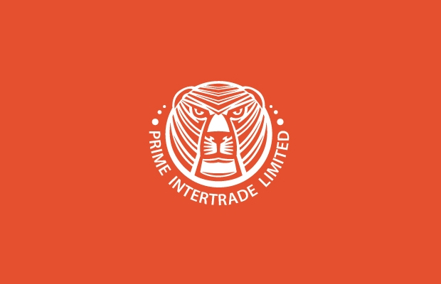 company logo with tiger