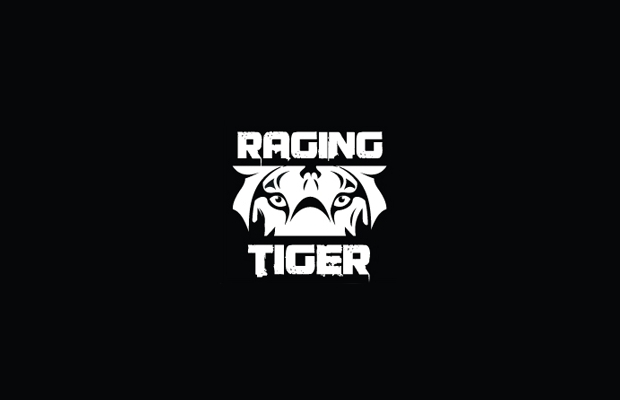 Stylish Logo Design with Tiger