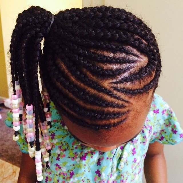 Braid Hairstyle for Kids