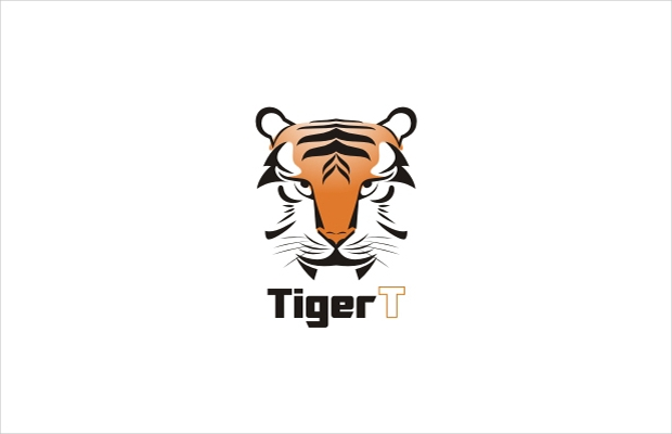 tiger logo for shopping purpose