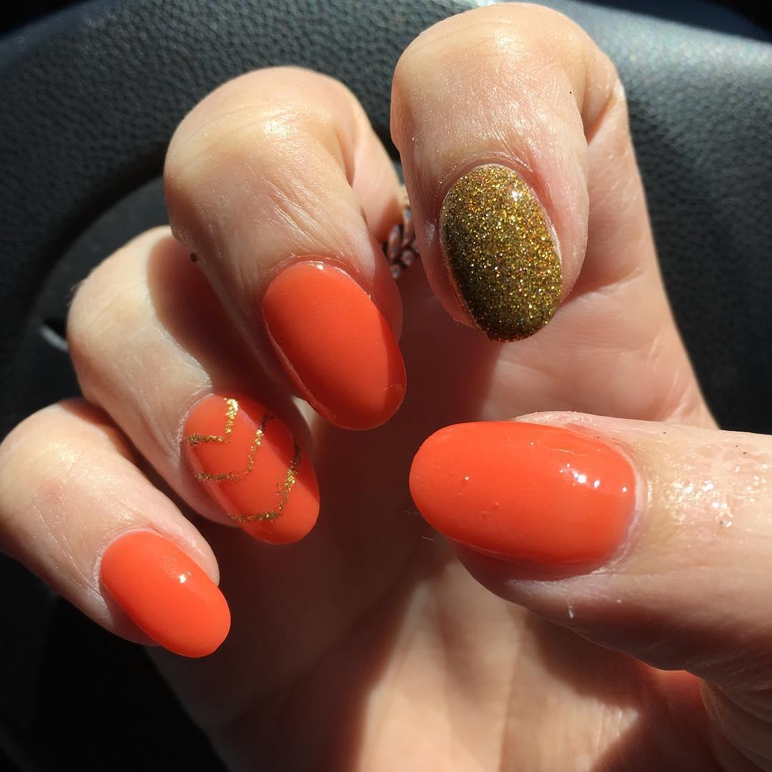 29+ Summer Finger Nail Art Designs , Ideas