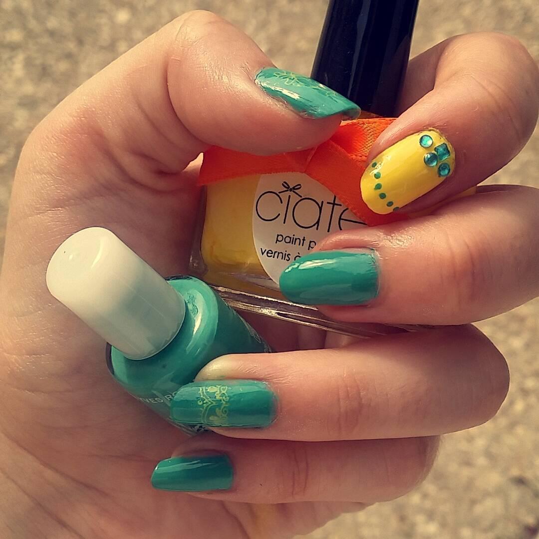 elegant nail art for women