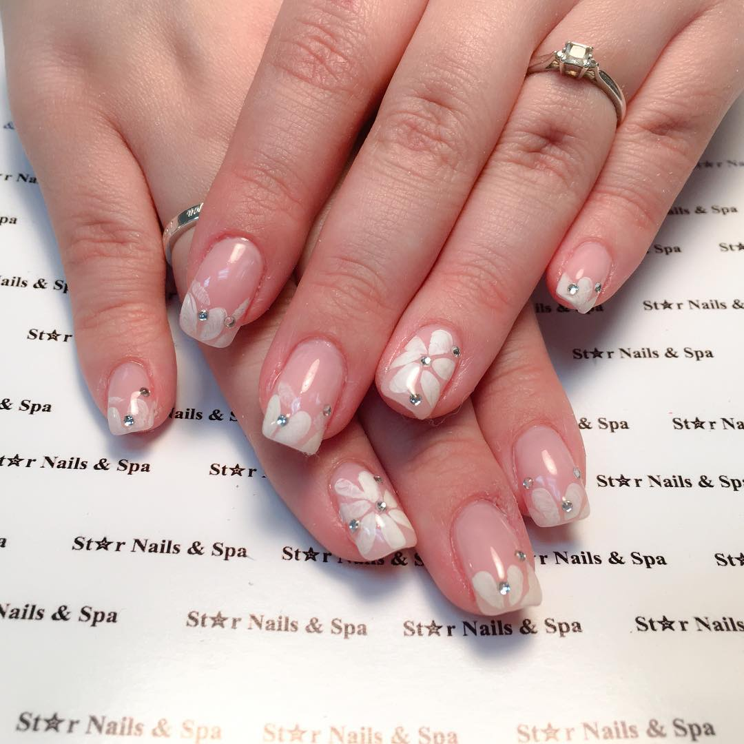 attractive nail art trend
