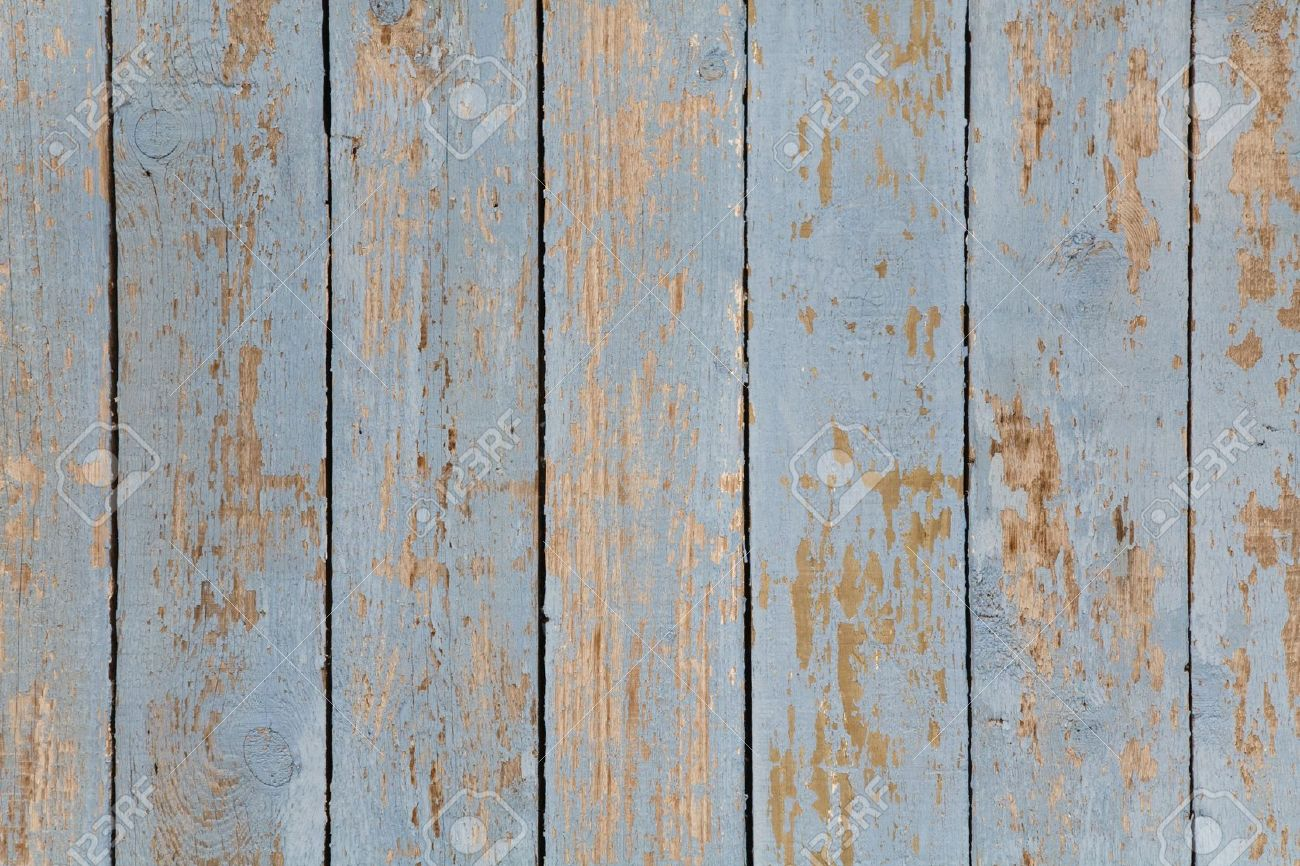Distressed Wood Wallpaper