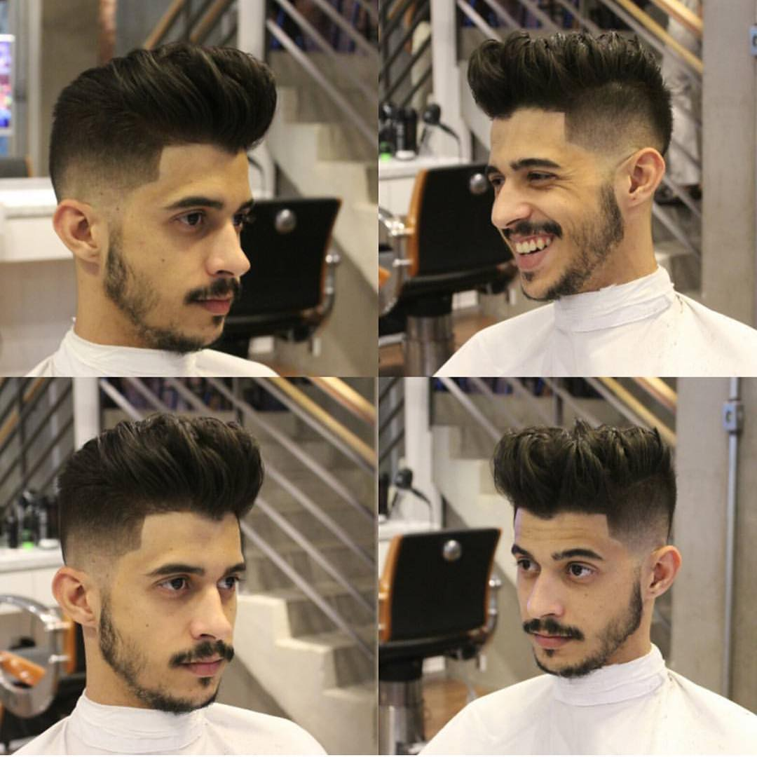 Amazing Taper Fade Hairstyle