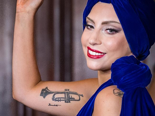 Lady Gaga Tattoo idea