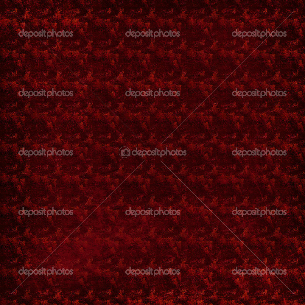 Dark Red Grunge Pattern