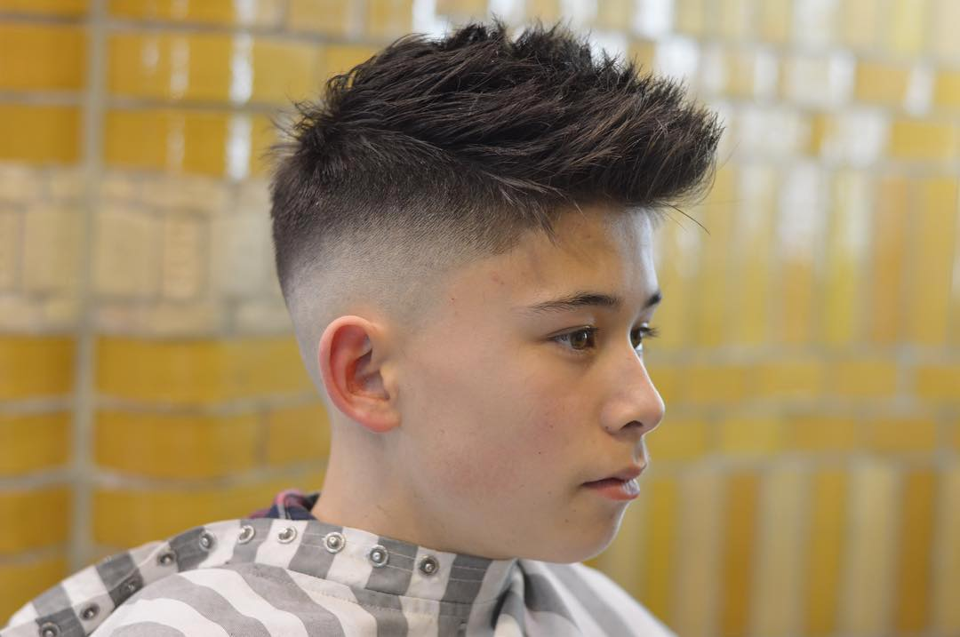 Groovy 24 Side Taper Haircut Designs Ideas Hairstyles Design Trends Hairstyles For Women Draintrainus