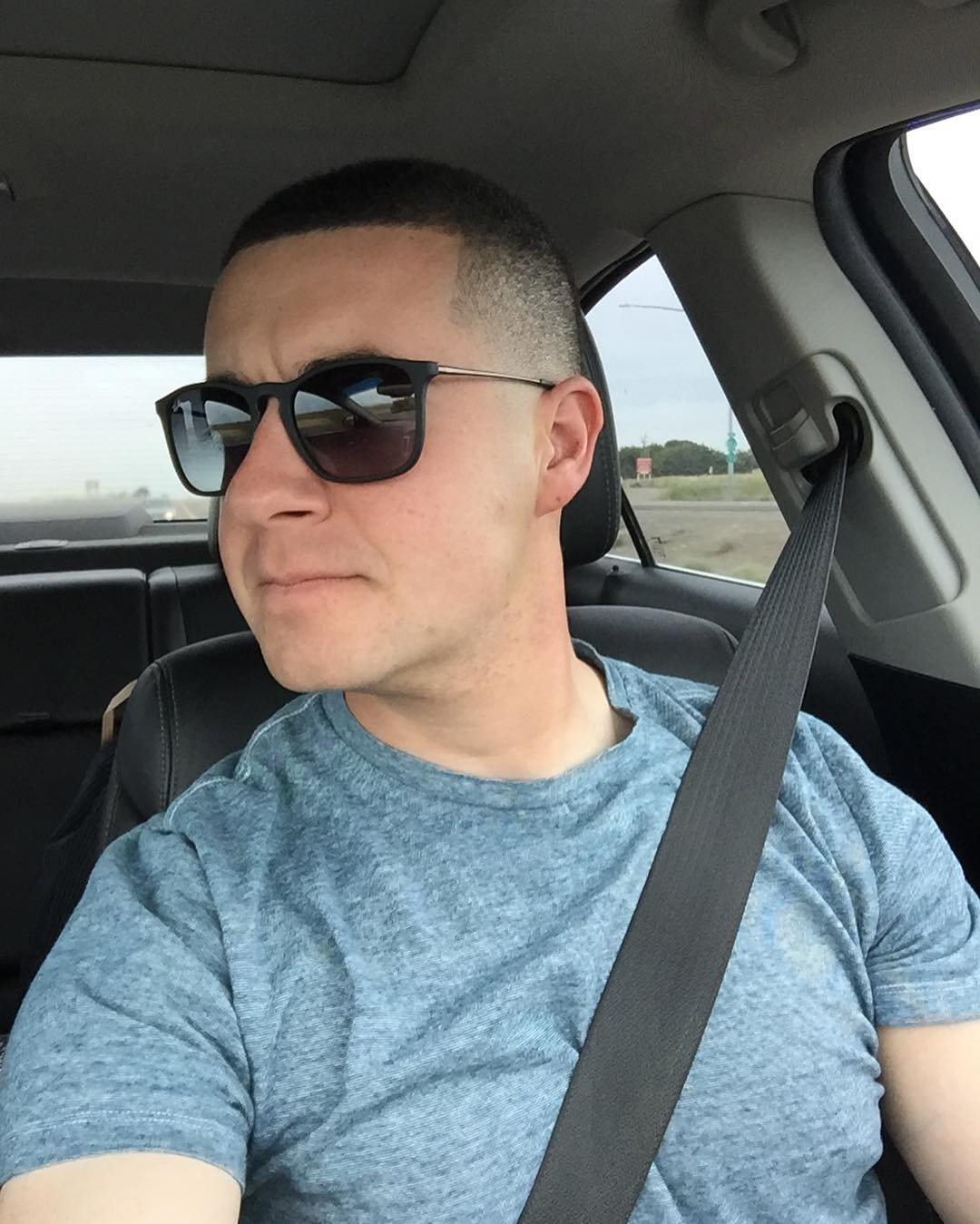 low fade side tapered haircut