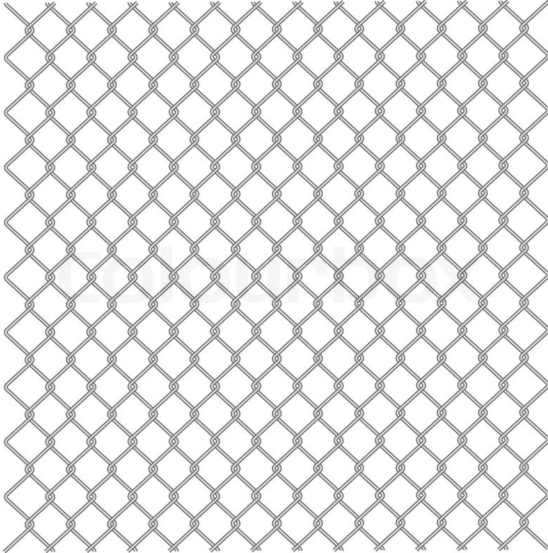 Metal Mesh Vector Pattern