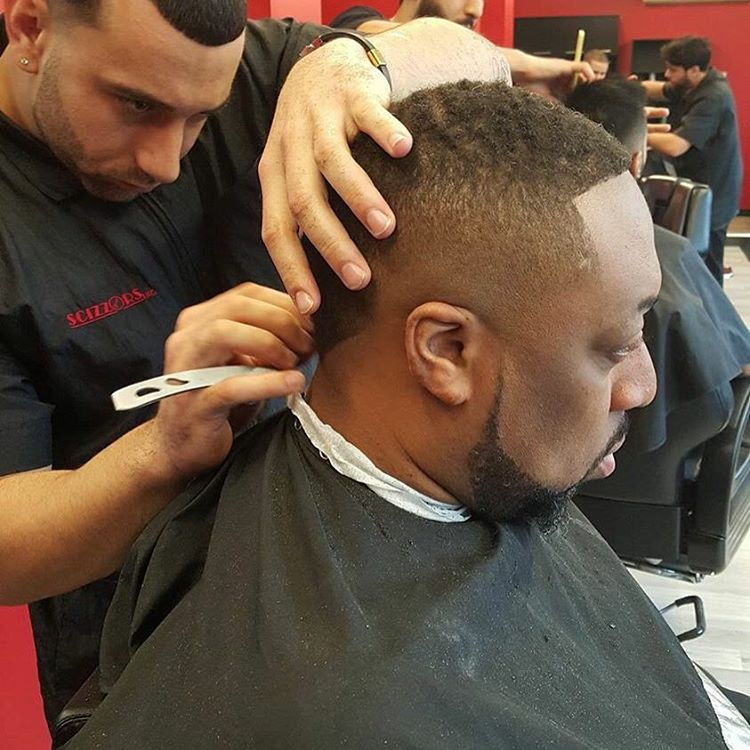 african fohawk haircut for men