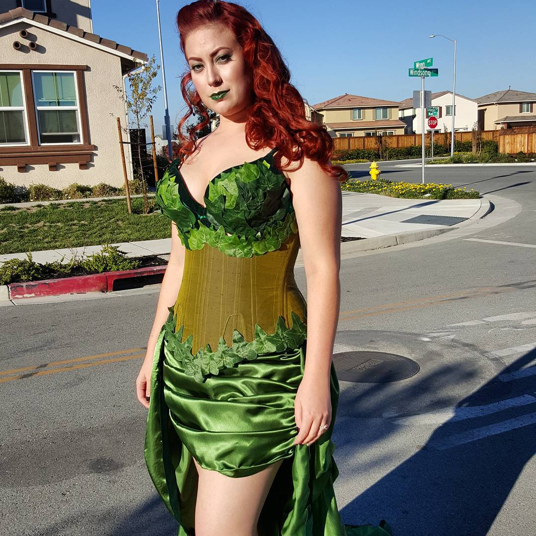 Modern Poison Ivy Costumes for Women