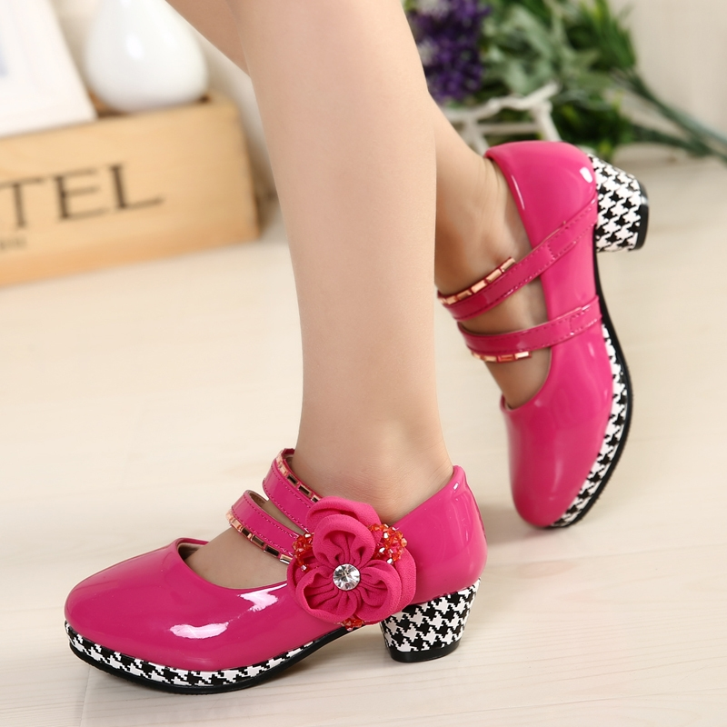 fashion kids high heels