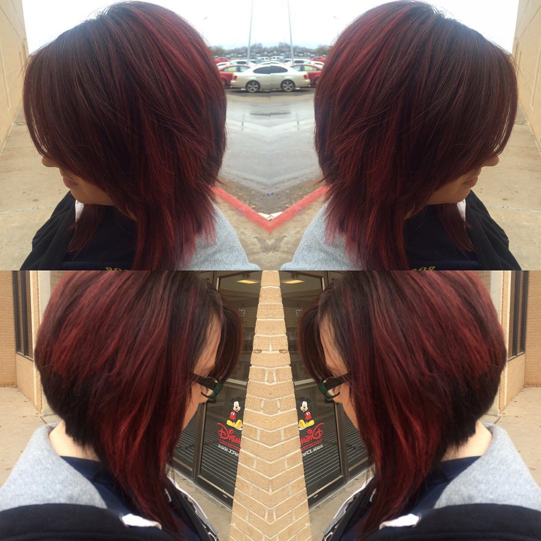 reverse bob hairstyle idea1
