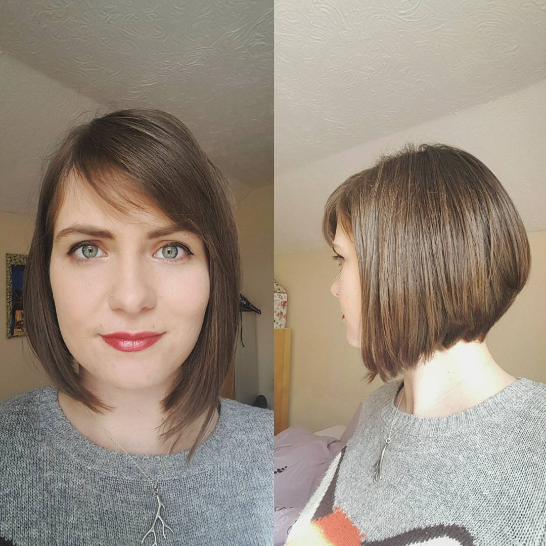 summer bob haircut