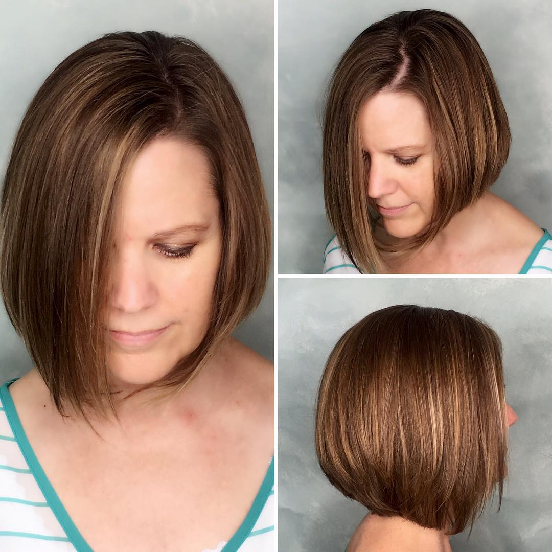 simple and easy bob haircut