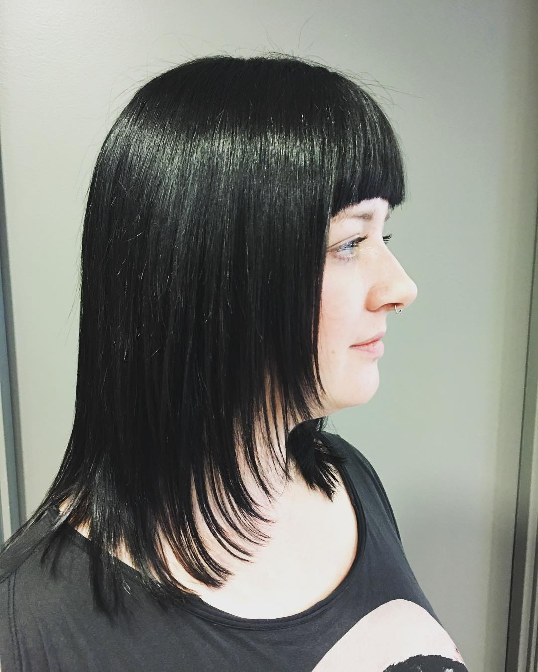 attractive bob haircut