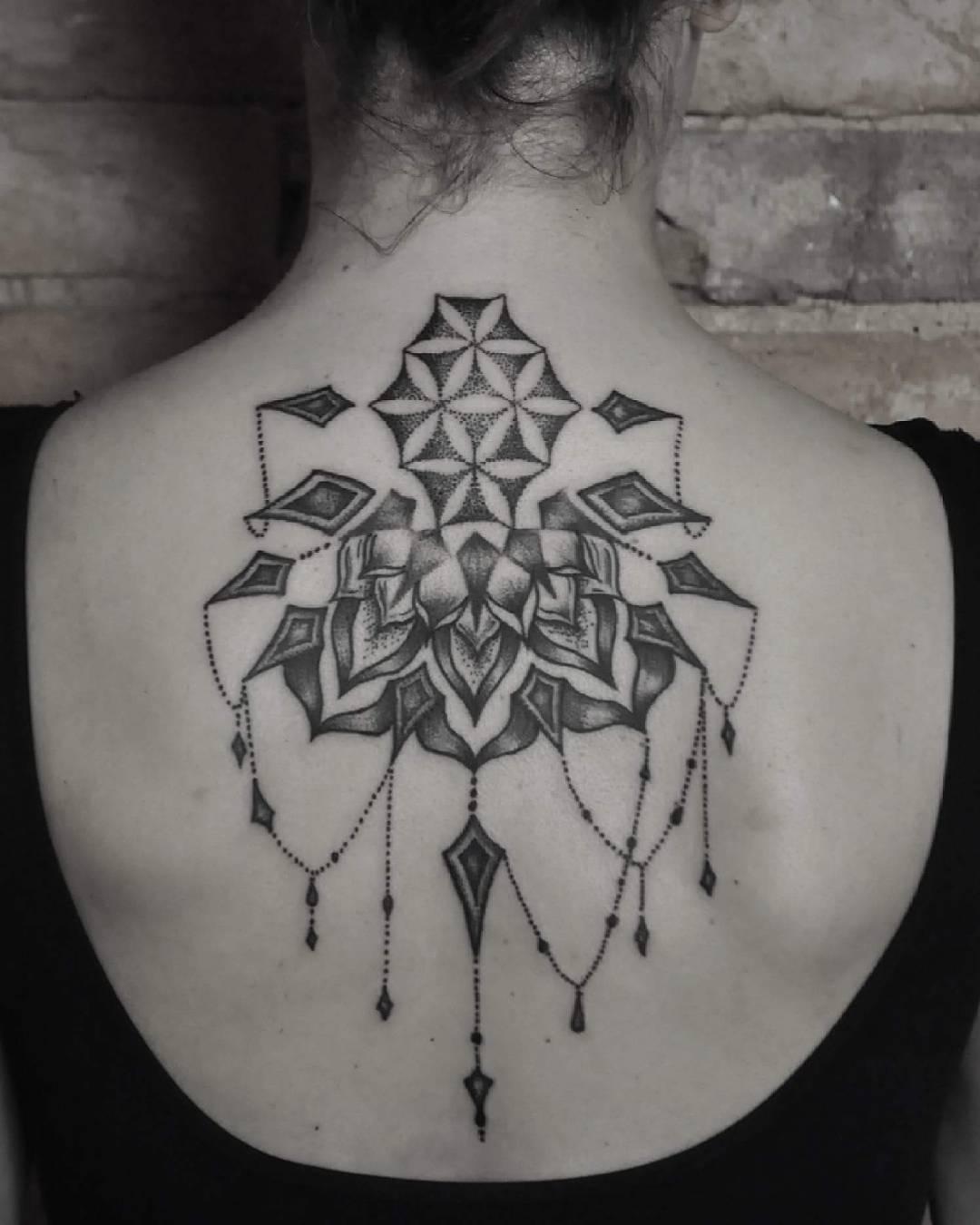 Mandala Tattoo Trend