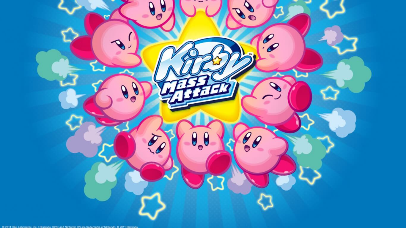 3D Kirby Images