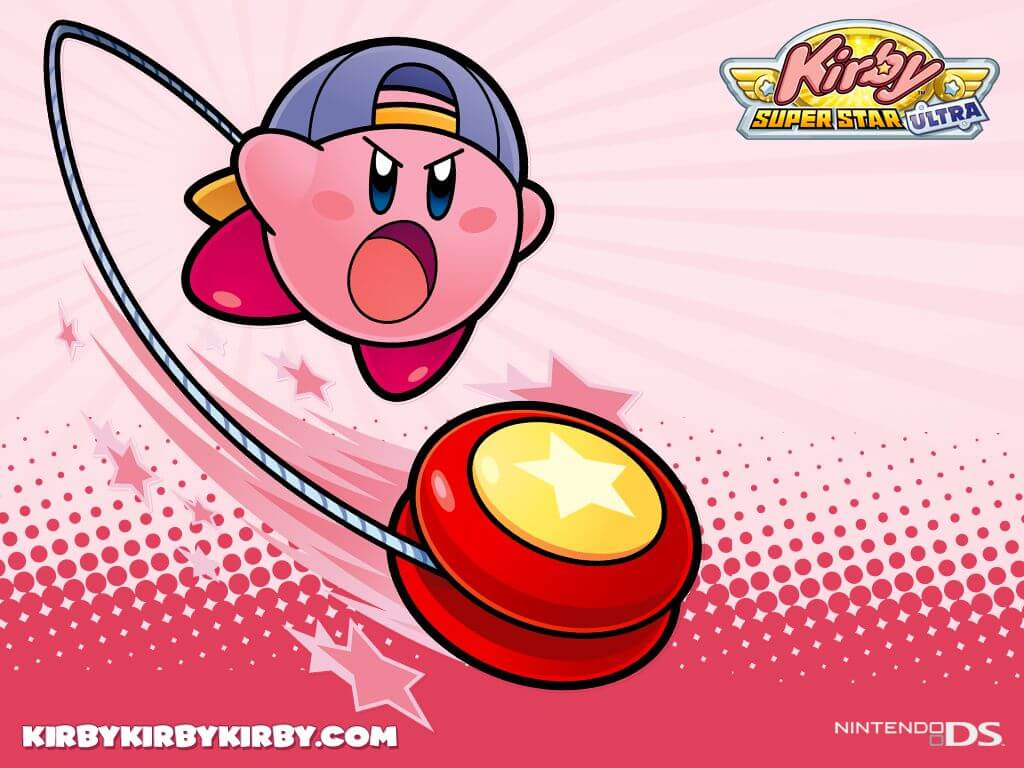 Amazing Kirby Wallpapers
