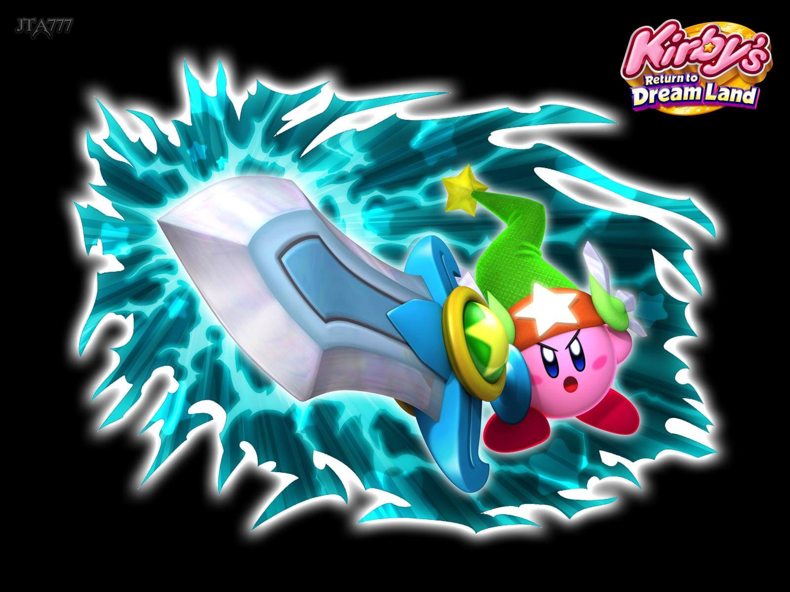 Kirby Dreamland Background