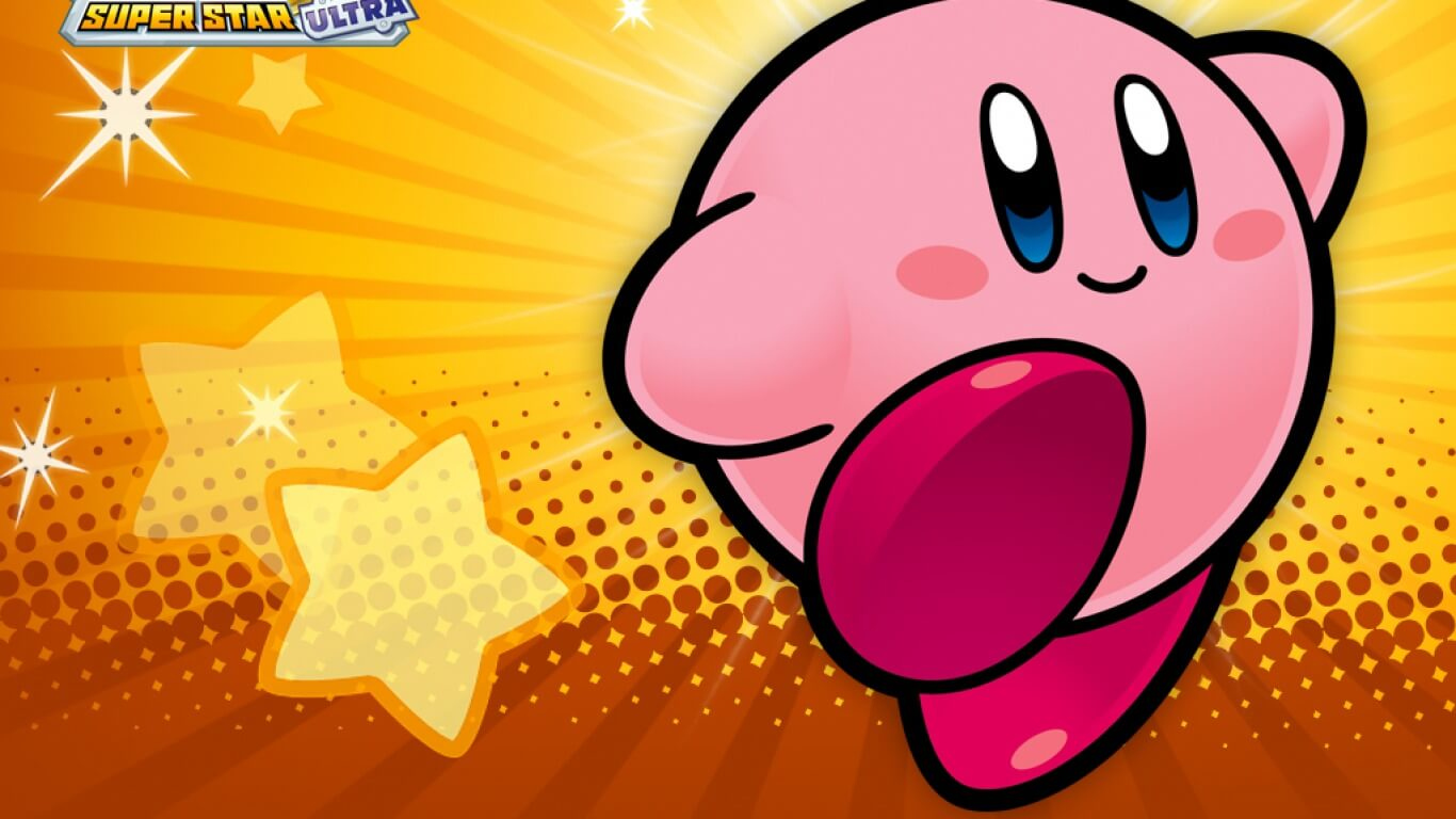 Kirby Backgrund