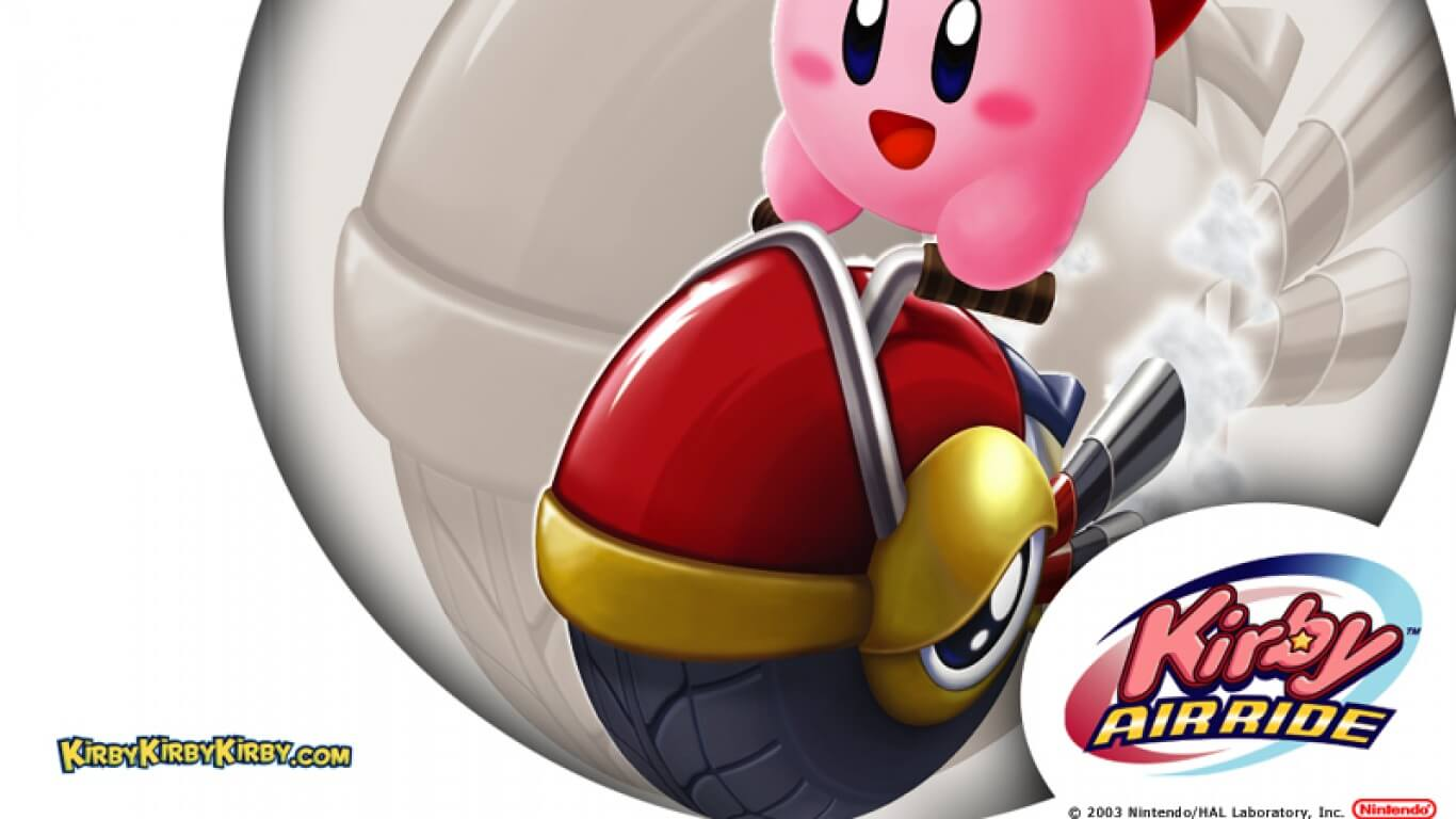 Kirby Game Wallpaper