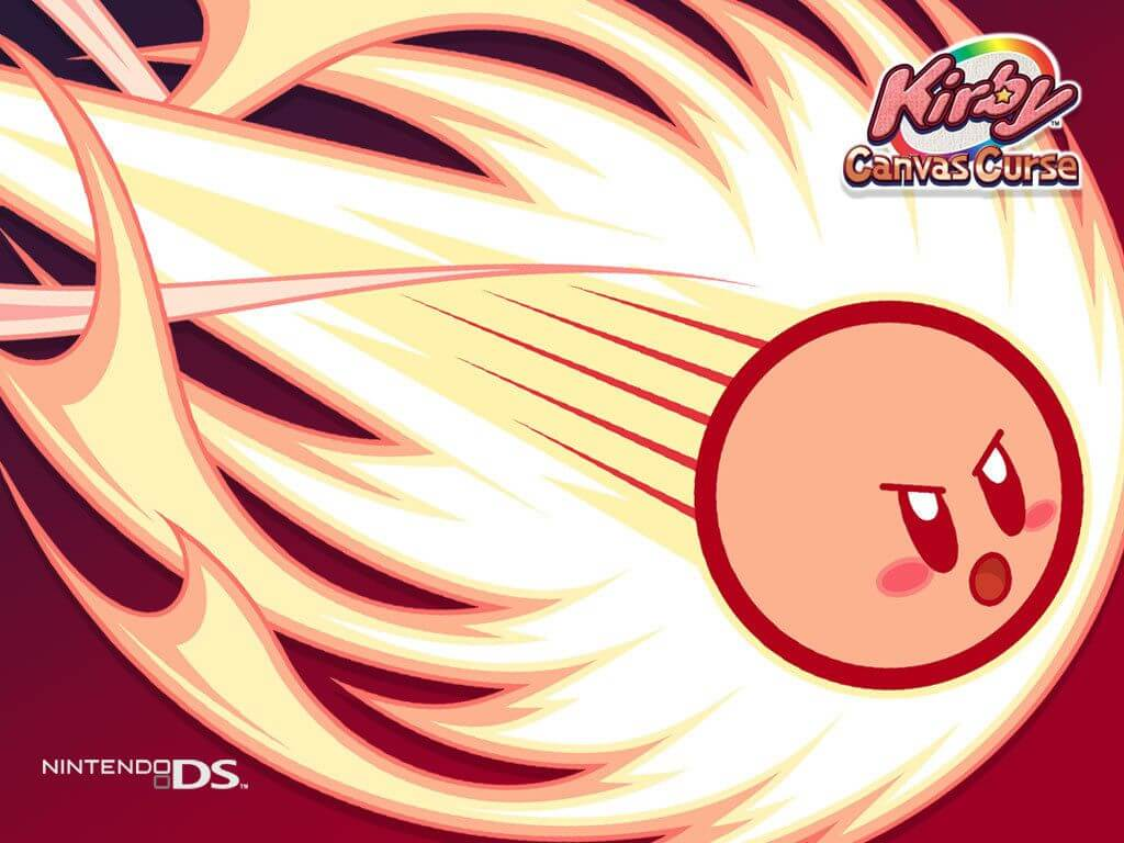 Kirby Screensaver