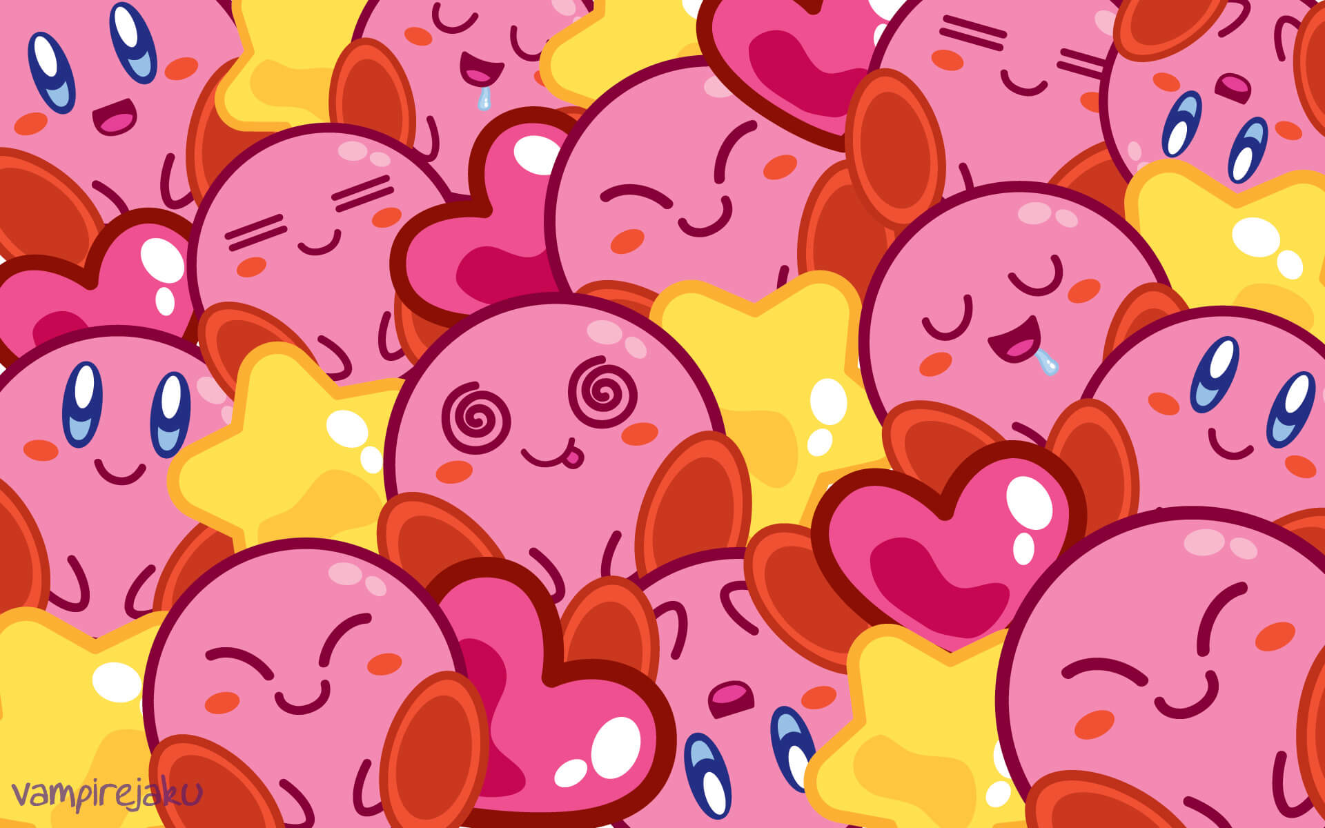 Creative Kirby Wallpapers
