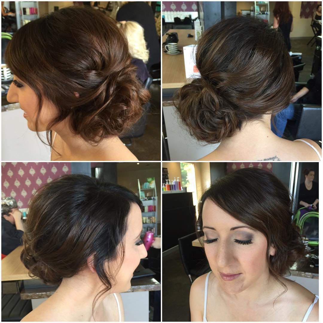 fabulous hairstyle design for wedding