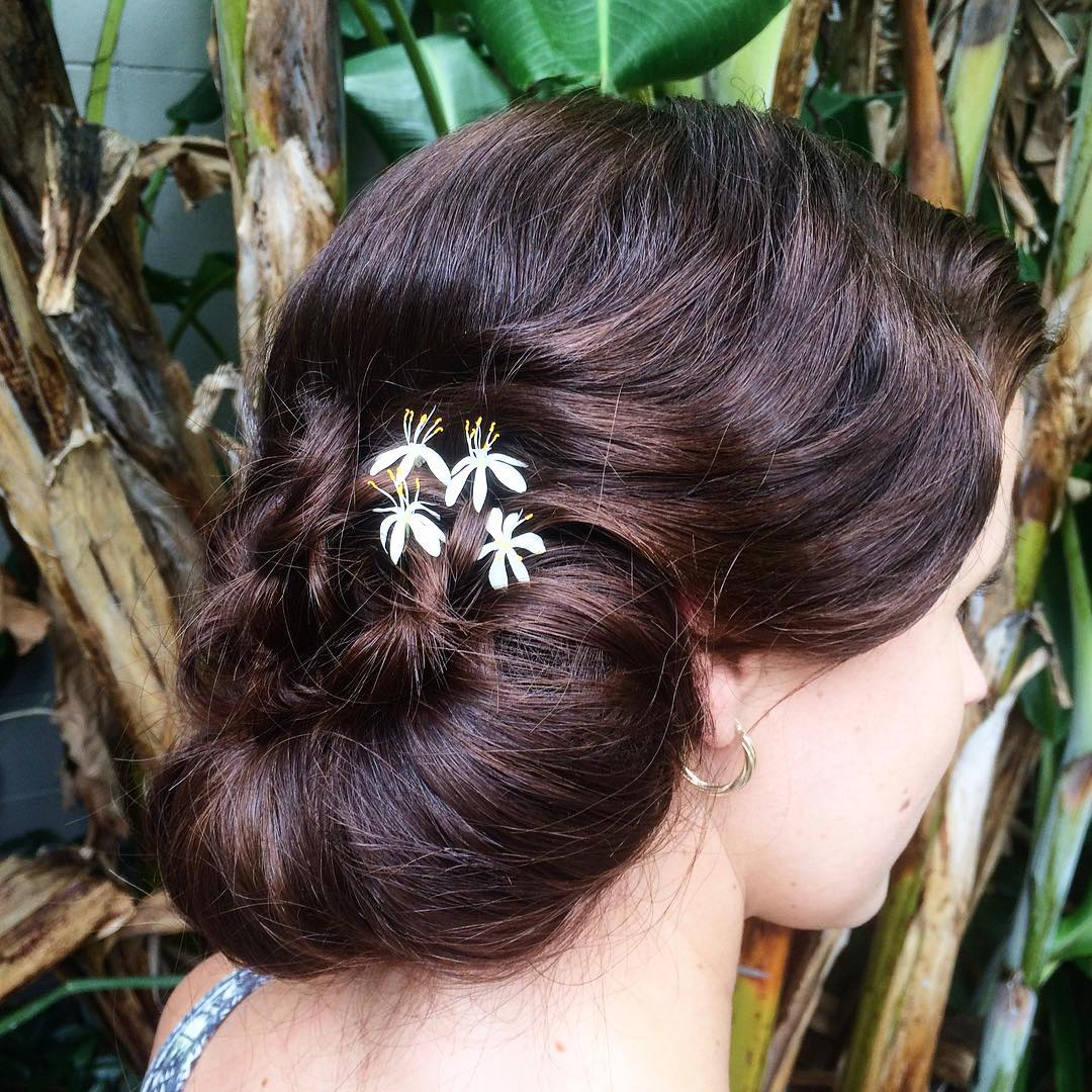 prom wedding hair