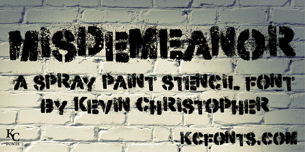 best urban font