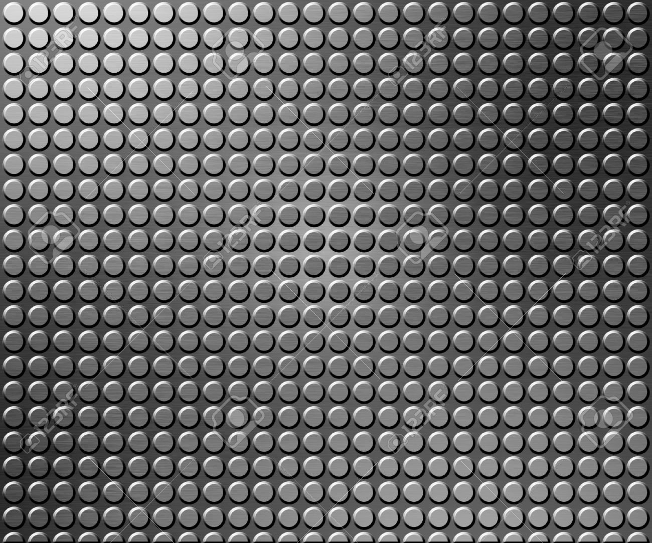 Metal Grid Pattern Texture