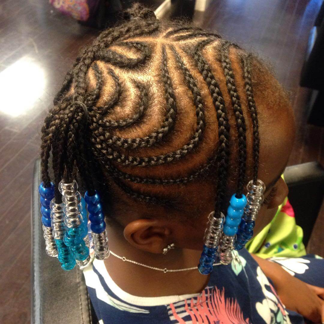 Simple and Natural Braids for Kids (1)