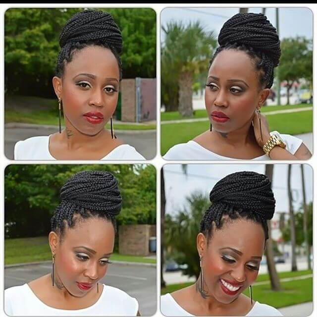 Quick Braid Styles for Natural Hair (1)