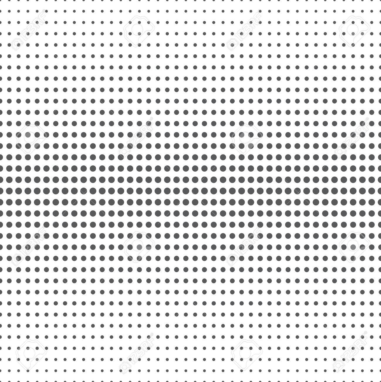 Dotted Grid Pattern