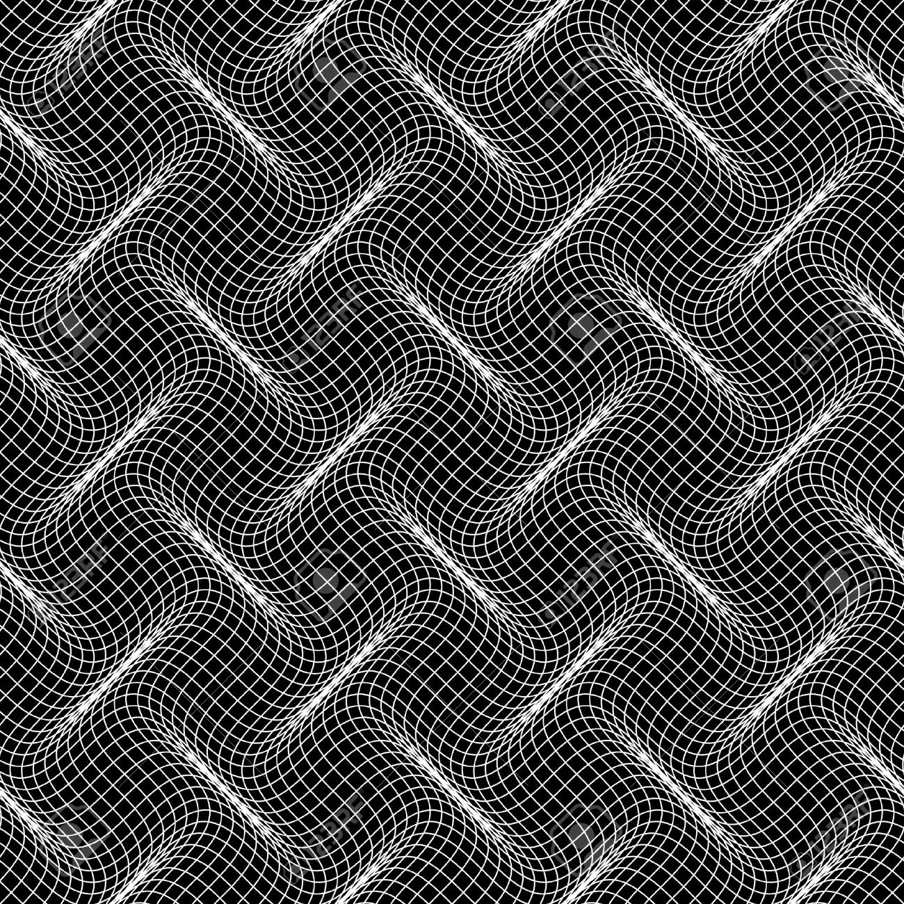 Grating Grid Pattern Background