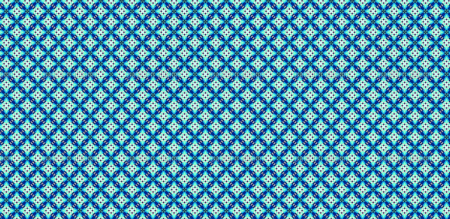 moroccon grid pattern
