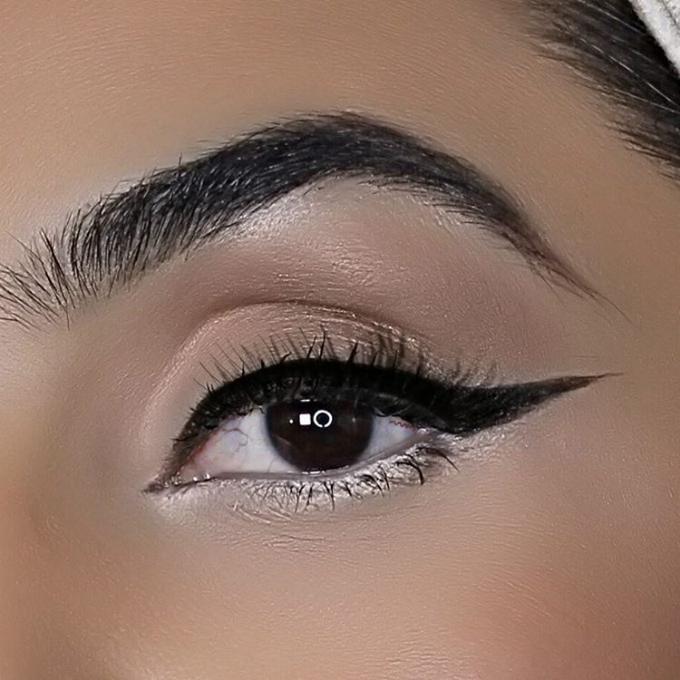 Stylish Eye Makeup Idea