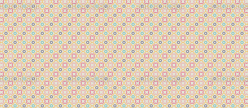 Latice Grid Pattern