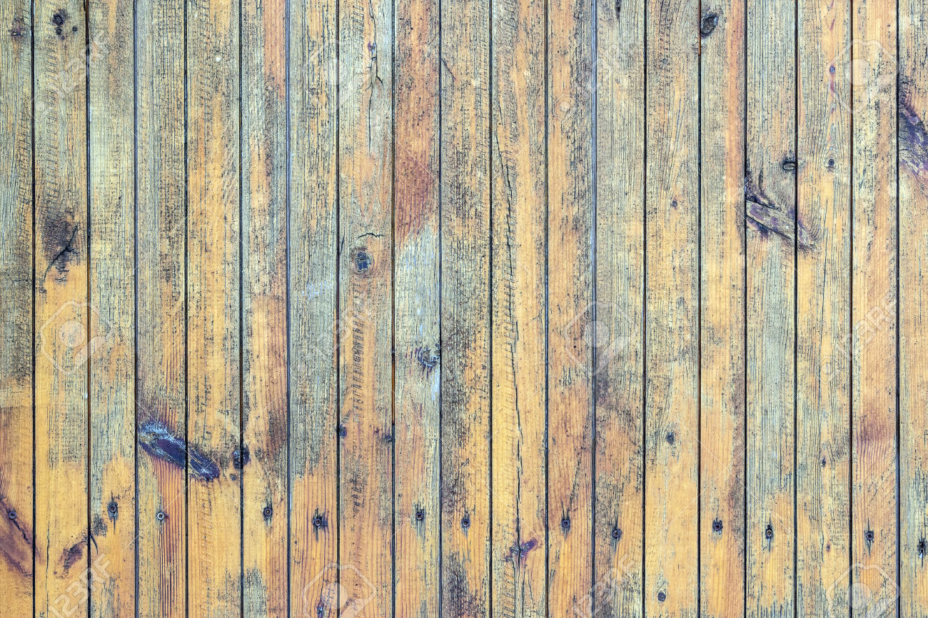 Grunge Wood Wall Pattern