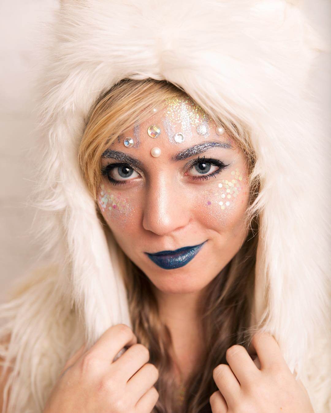 Costume Wear Rave Makeup (1)